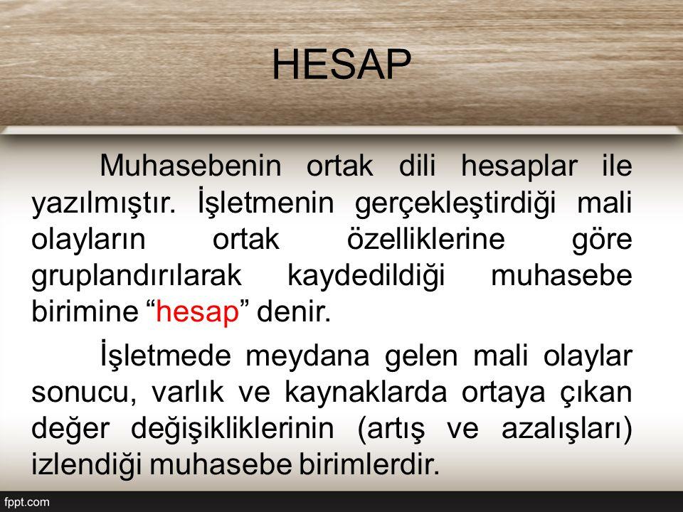 HESAP