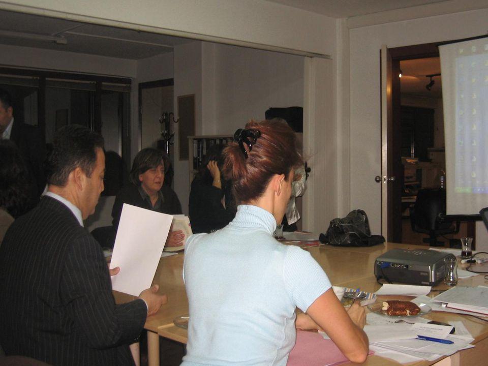 GDEP Ankara eğitimi 1 Kasım 2007