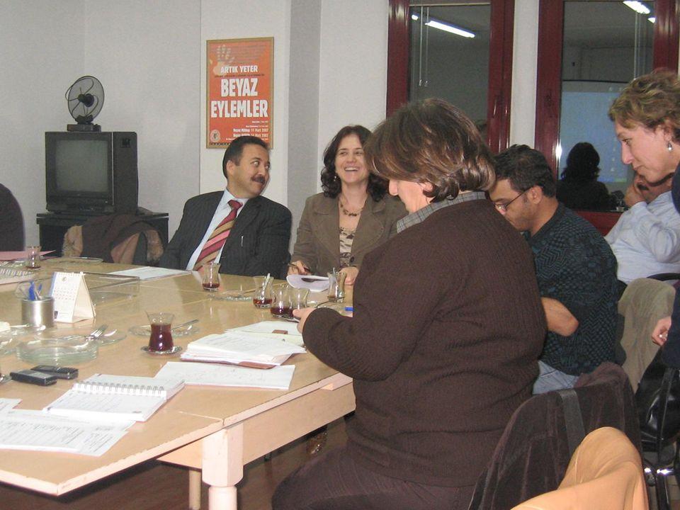 GDEP Ankara eğitim 27 Aralık 2007