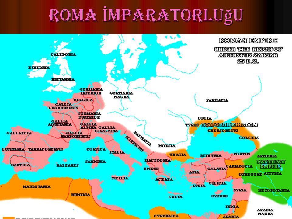 Roma İmparatorluğu 13