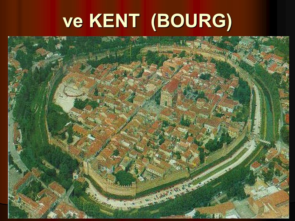 ve KENT (BOURG)