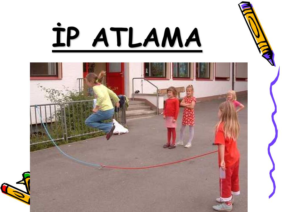 İP ATLAMA