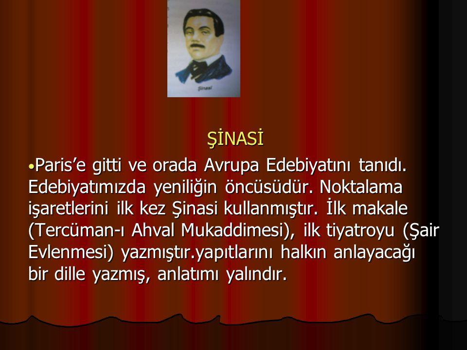 ŞİNASİ