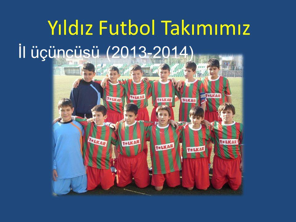 Yıldız Futbol Takımımız