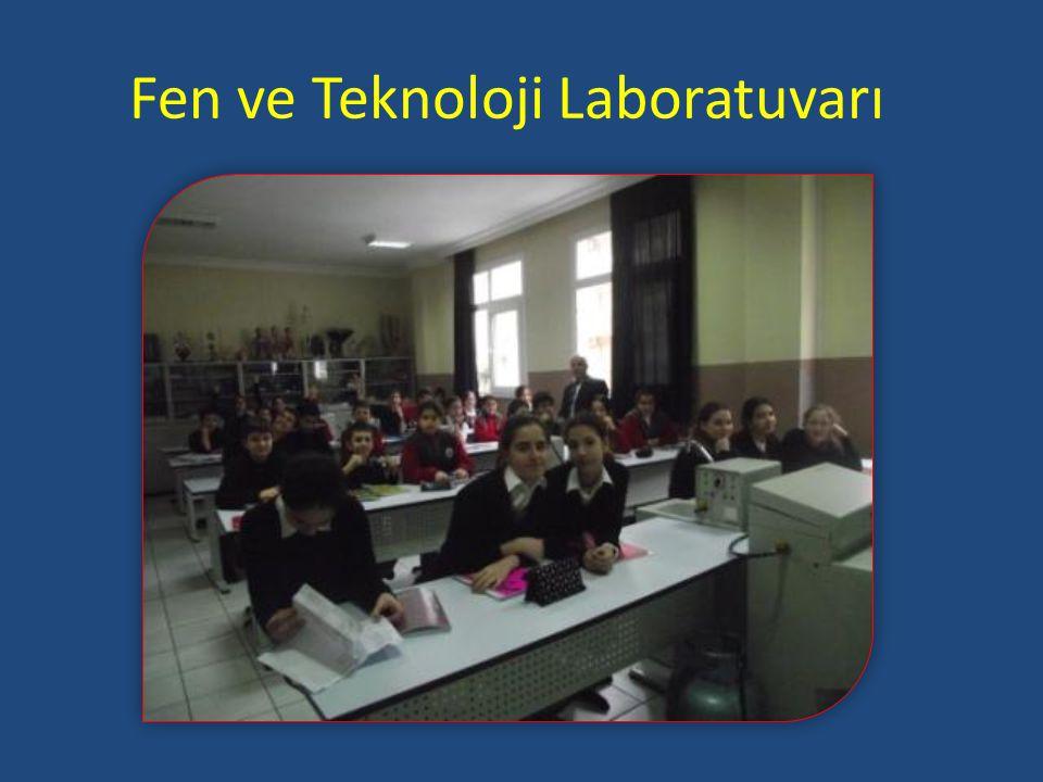 Fen ve Teknoloji Laboratuvarı