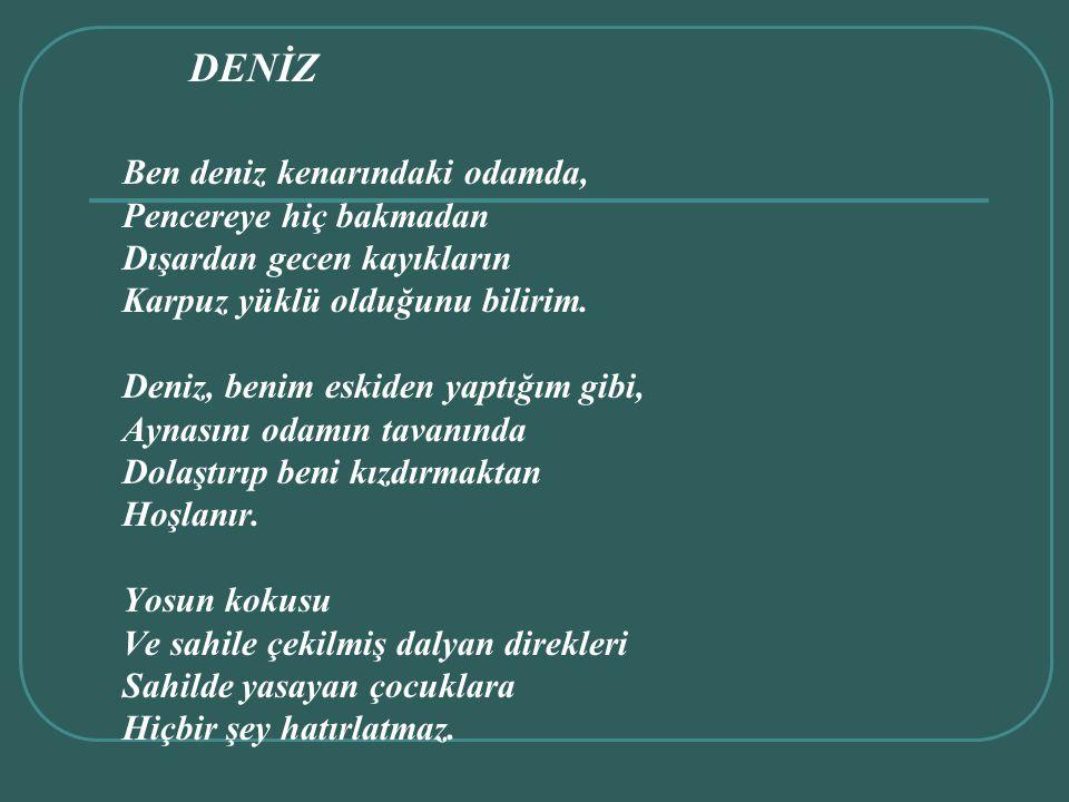 DENİZ