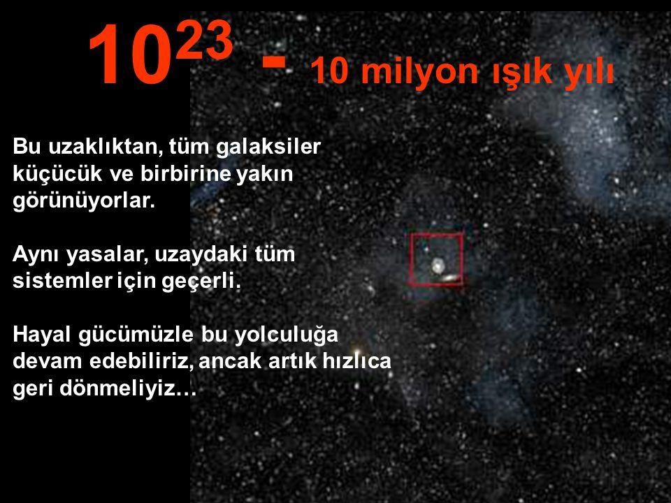 1023 - 10 milyon ışık yılı