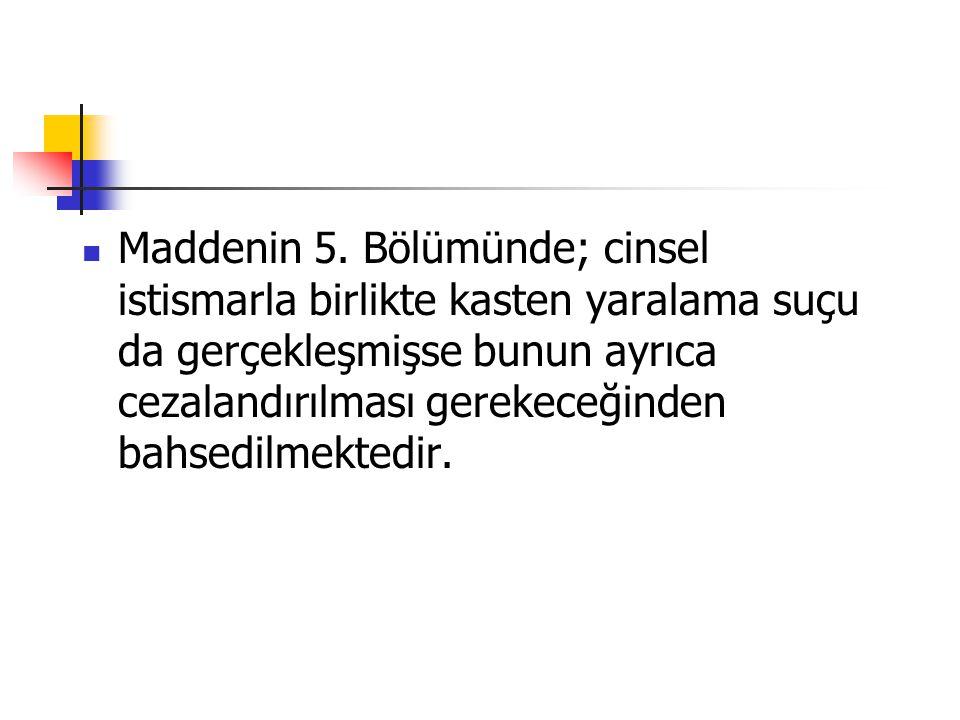 Maddenin 5.