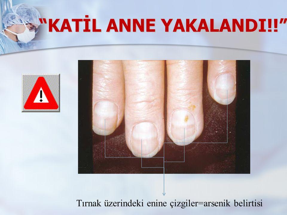 KATİL ANNE YAKALANDI!!
