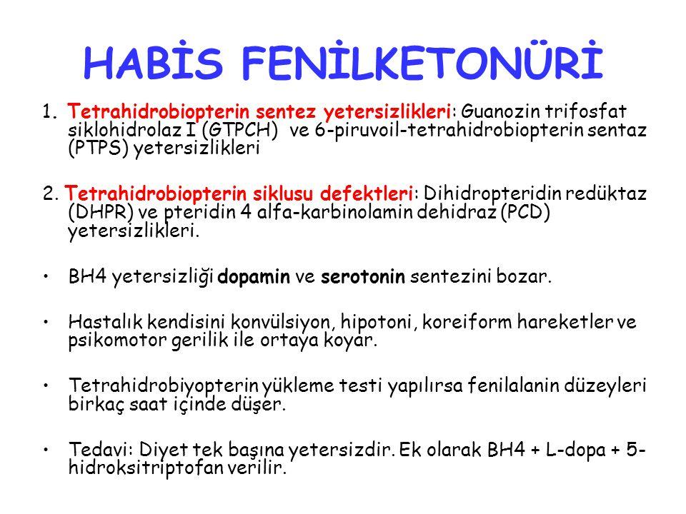 HABİS FENİLKETONÜRİ