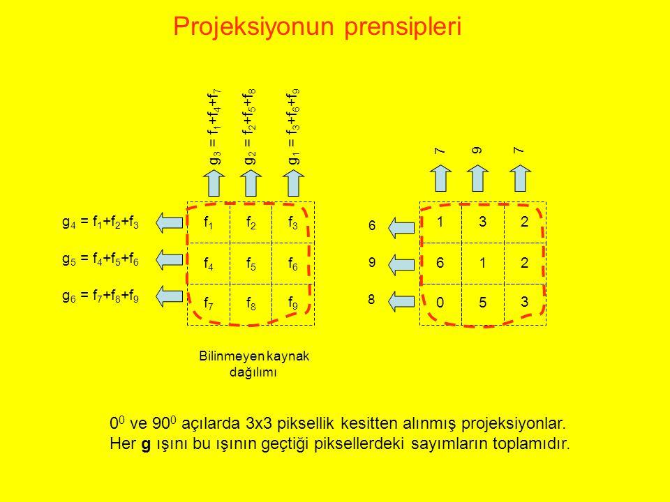 Projeksiyonun prensipleri