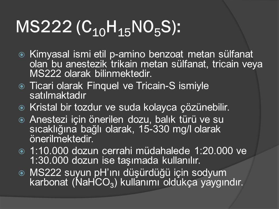MS222 (C10H15NO5S):