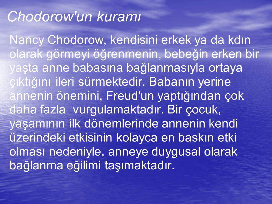Chodorow un kuramı