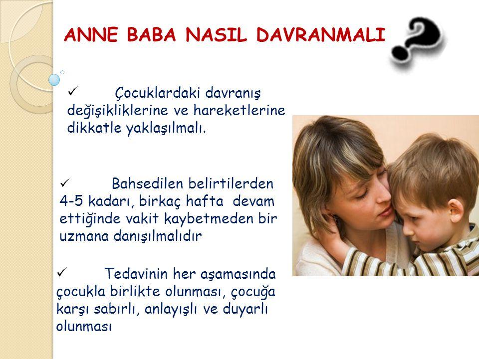 ANNE BABA NASIL DAVRANMALI