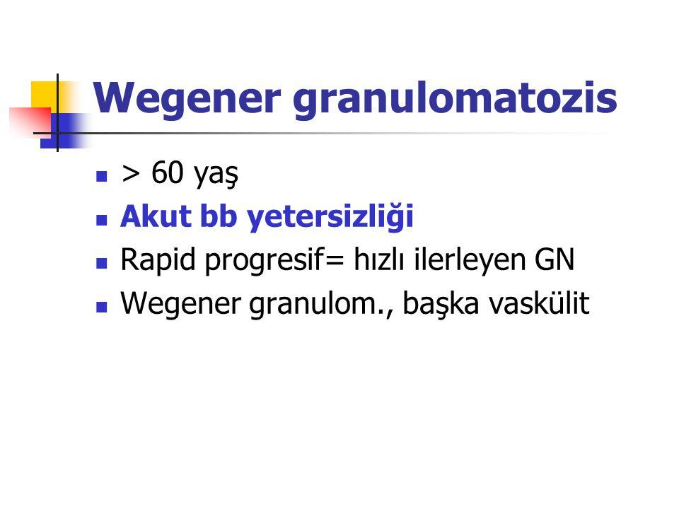 Wegener granulomatozis