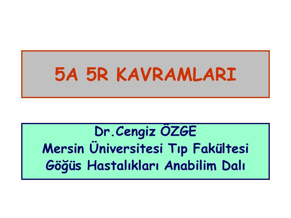 Mersin Üniversitesi Tıp Fakültesi Göğüs Hastalıkları Anabilim Dalı