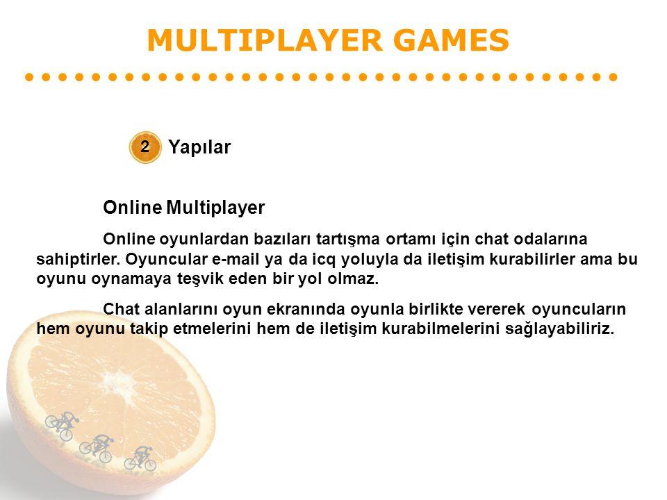 MULTIPLAYER GAMES Yapılar 2 Online Multiplayer