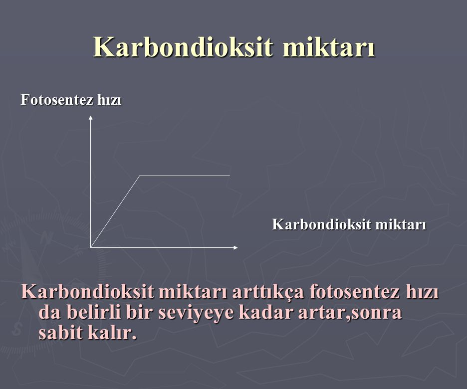 Karbondioksit miktarı