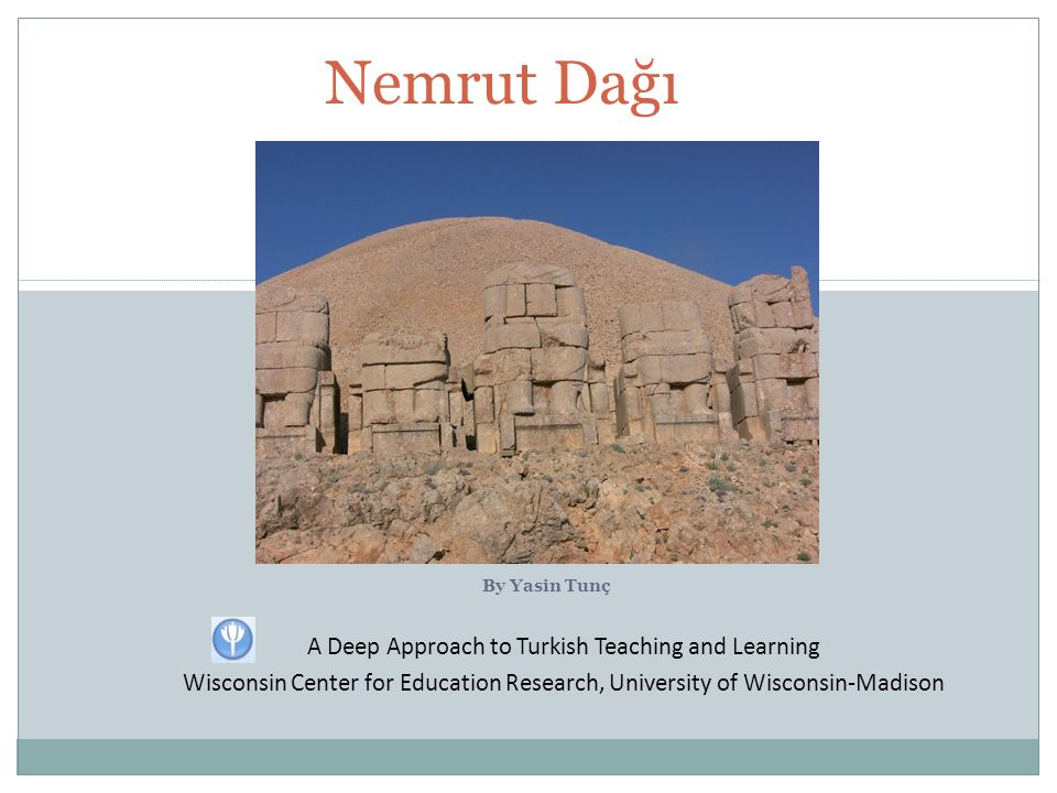A Deep Approach to Turkish Teaching and Learning