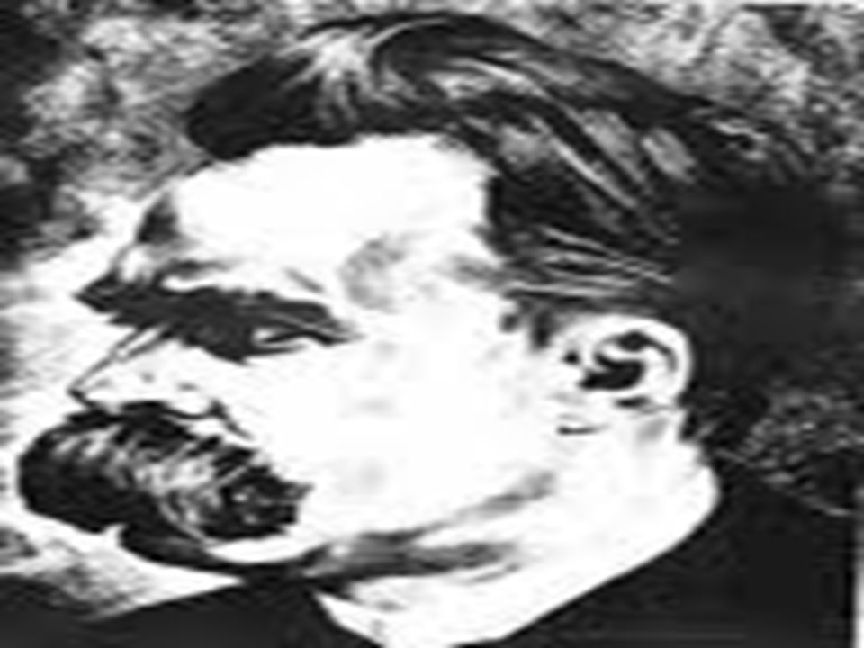 Nietzsche 1889 un başlarında sokakta yürürken birden yere düştü