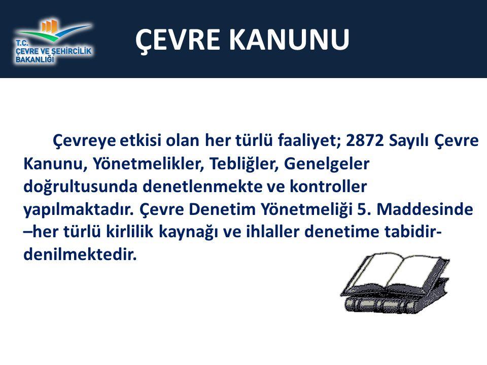 ÇEVRE KANUNU