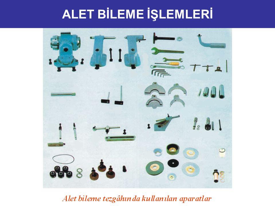 ALET BİLEME İŞLEMLERİ
