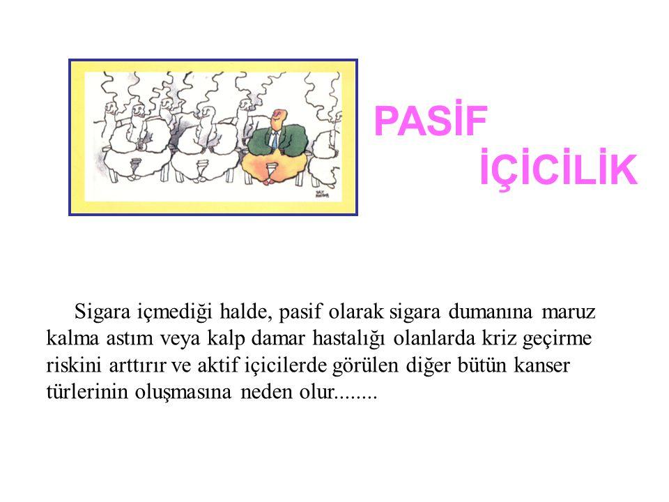 PASİF İÇİCİLİK.