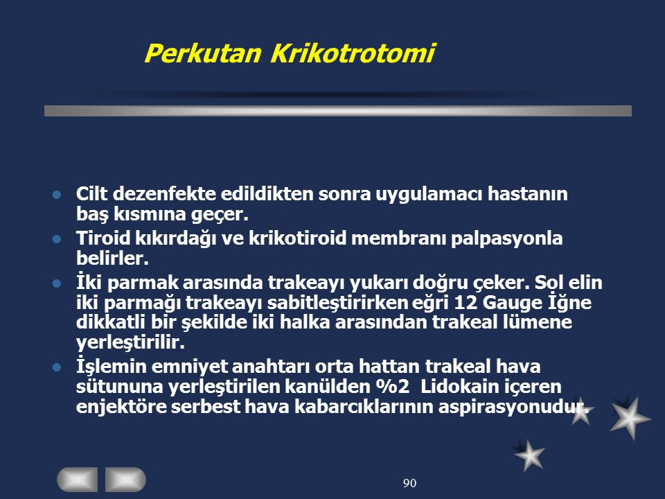 Perkutan Krikotrotomi