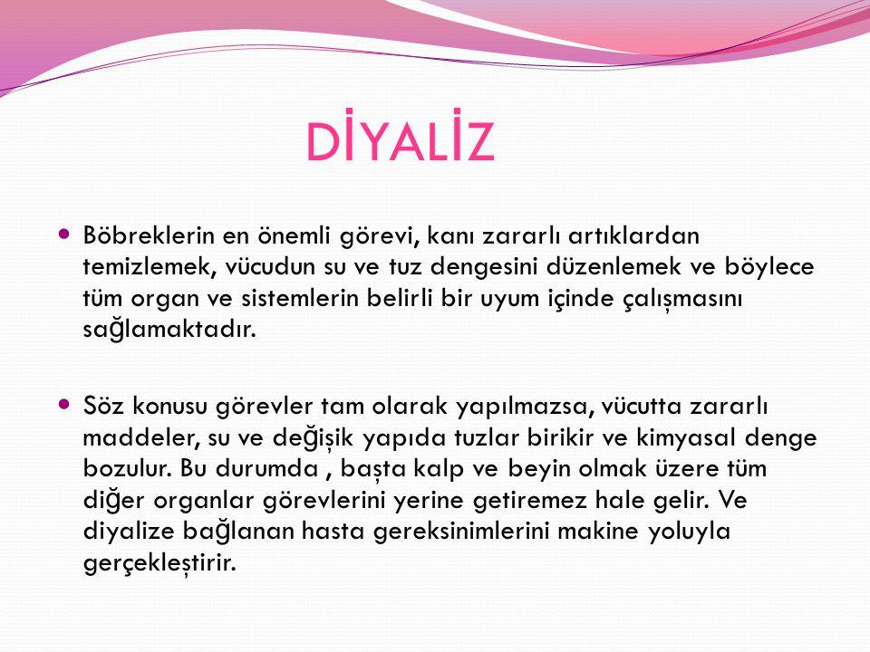 DİYALİZ