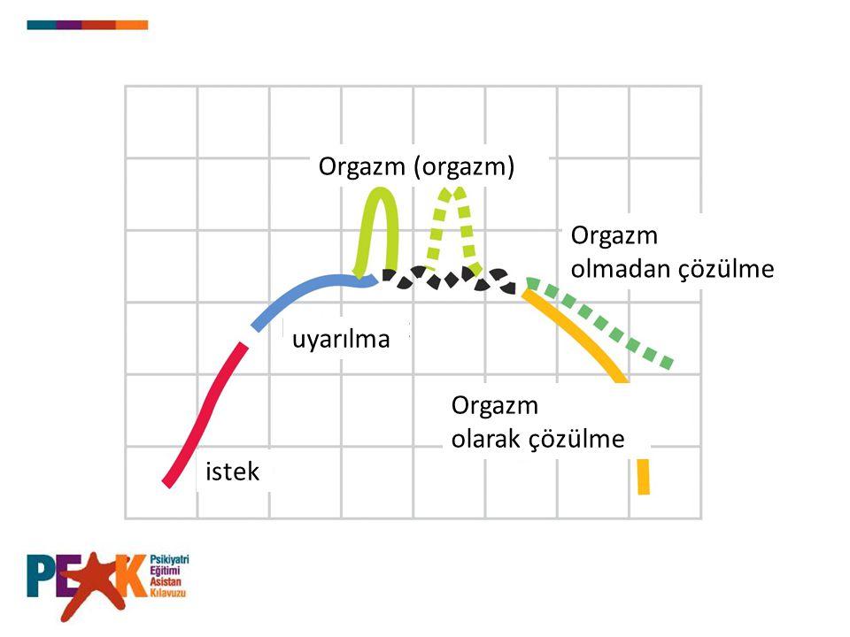 istek Orgazm olmadan çözülme Orgazm (orgazm) uyarılma olarak çözülme