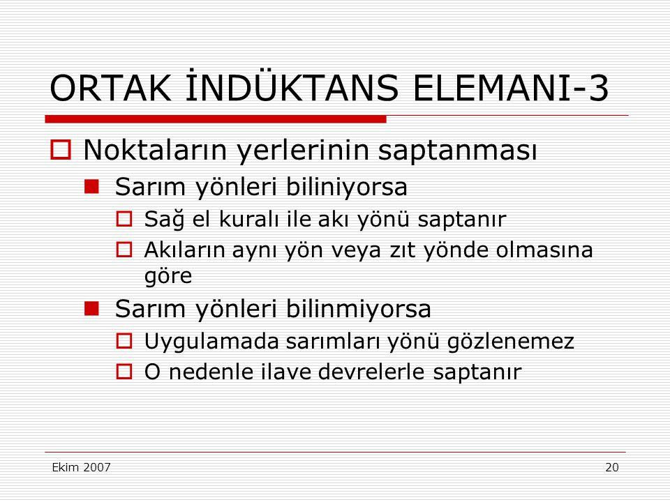 ORTAK İNDÜKTANS ELEMANI-3