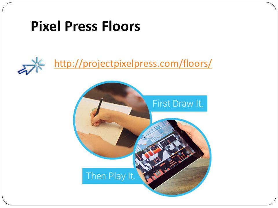 Pixel Press Floors http://projectpixelpress.com/floors/