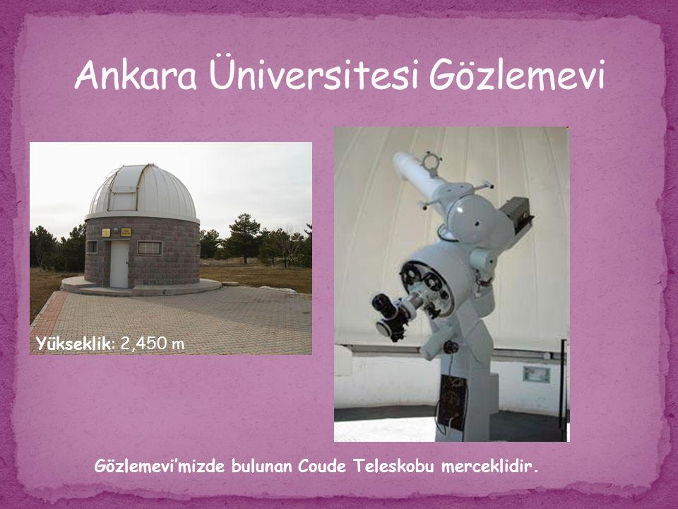 Ankara Üniversitesi Gözlemevi