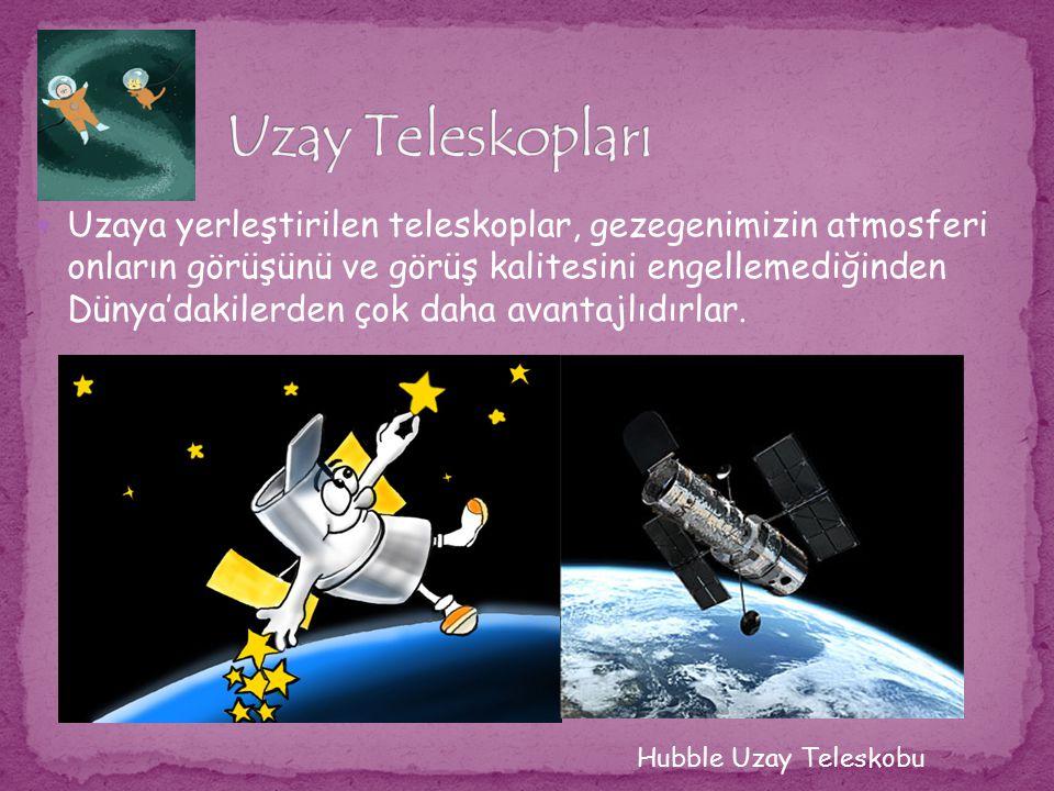 Uzay Teleskopları