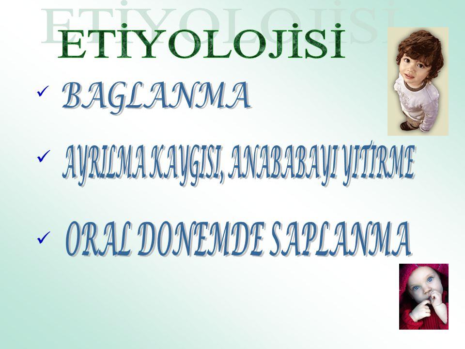 AYRILMA KAYGISI, ANABABAYI YITIRME