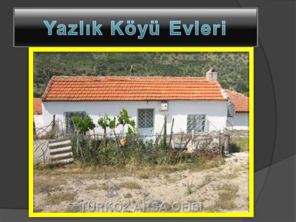 Yazlık Köyü Evleri