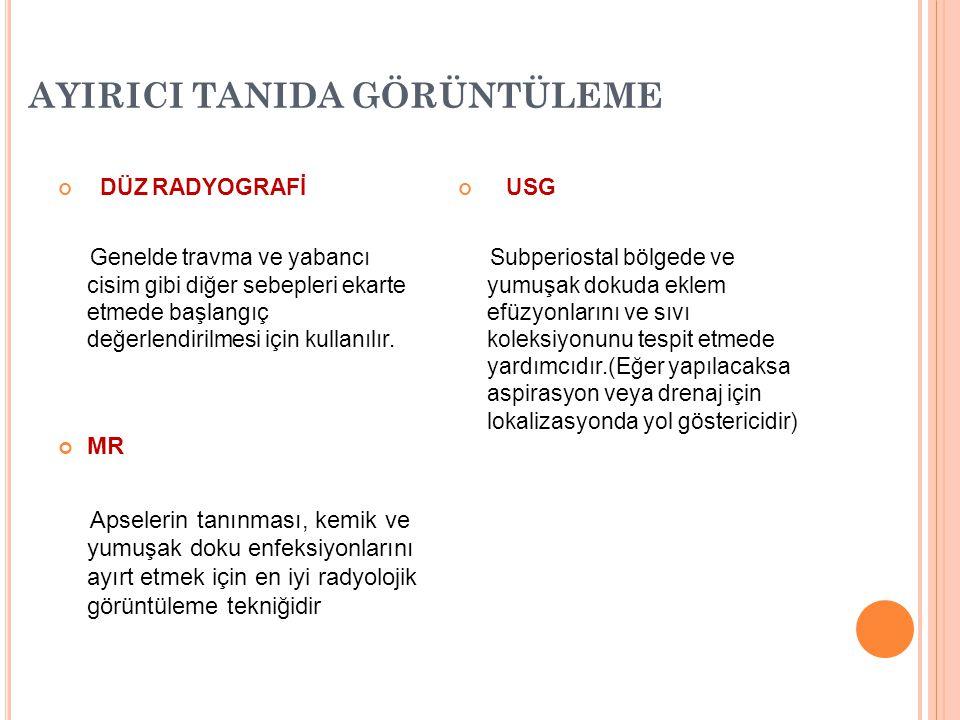 AYIRICI TANIDA GÖRÜNTÜLEME