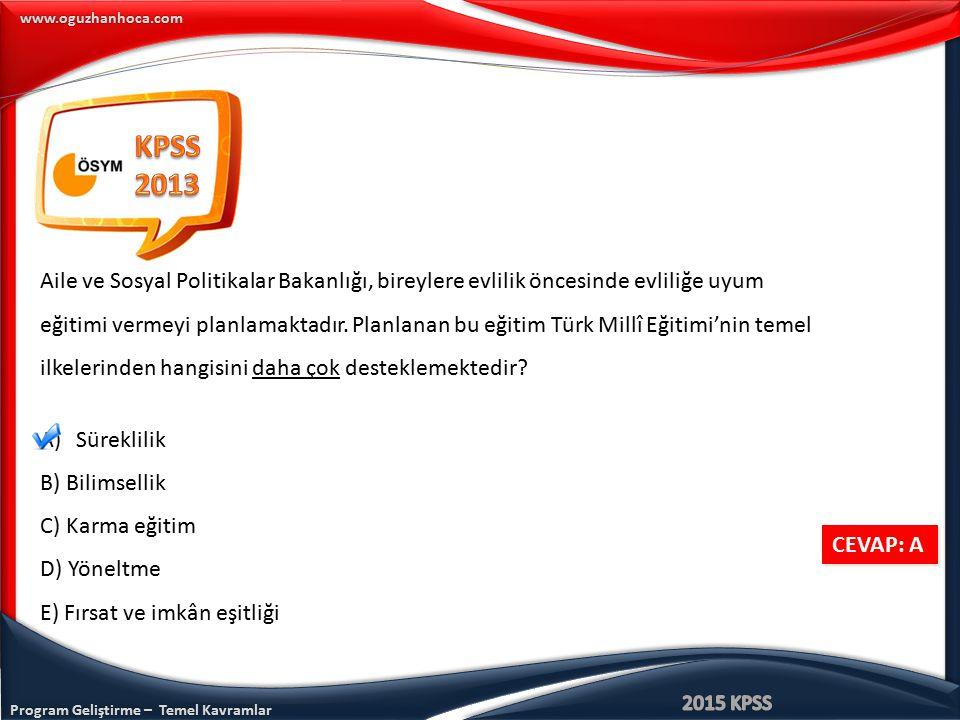 KPSS 2013.