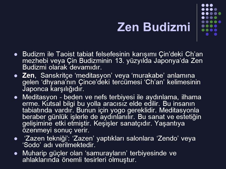 Zen Budizmi