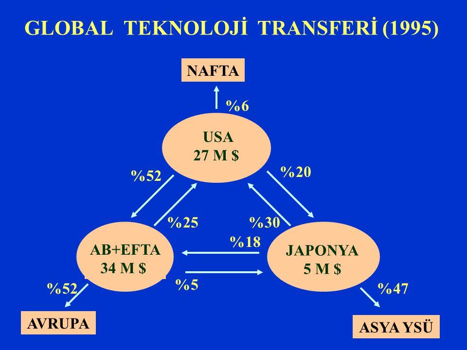 GLOBAL TEKNOLOJİ TRANSFERİ (1995)