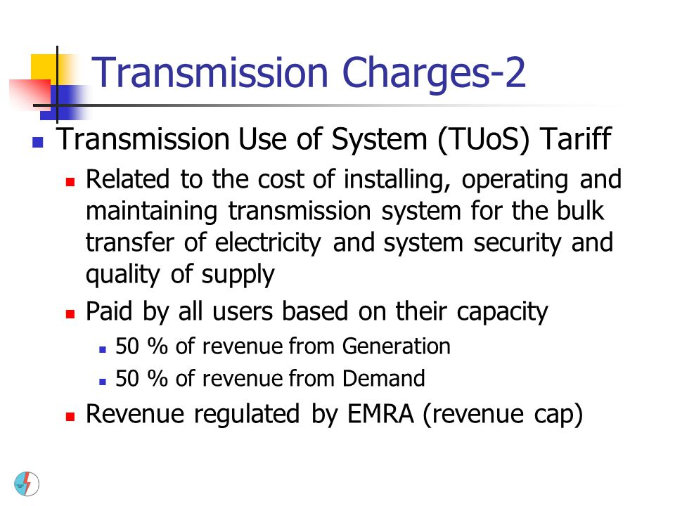 Transmission Charges-2