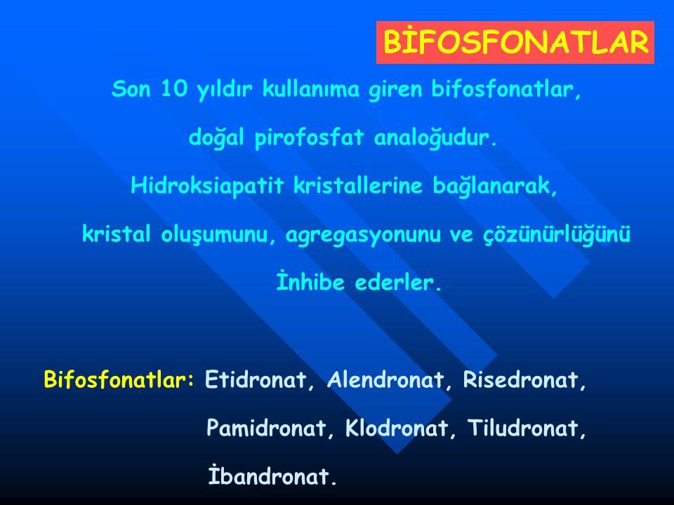 BİFOSFONATLAR