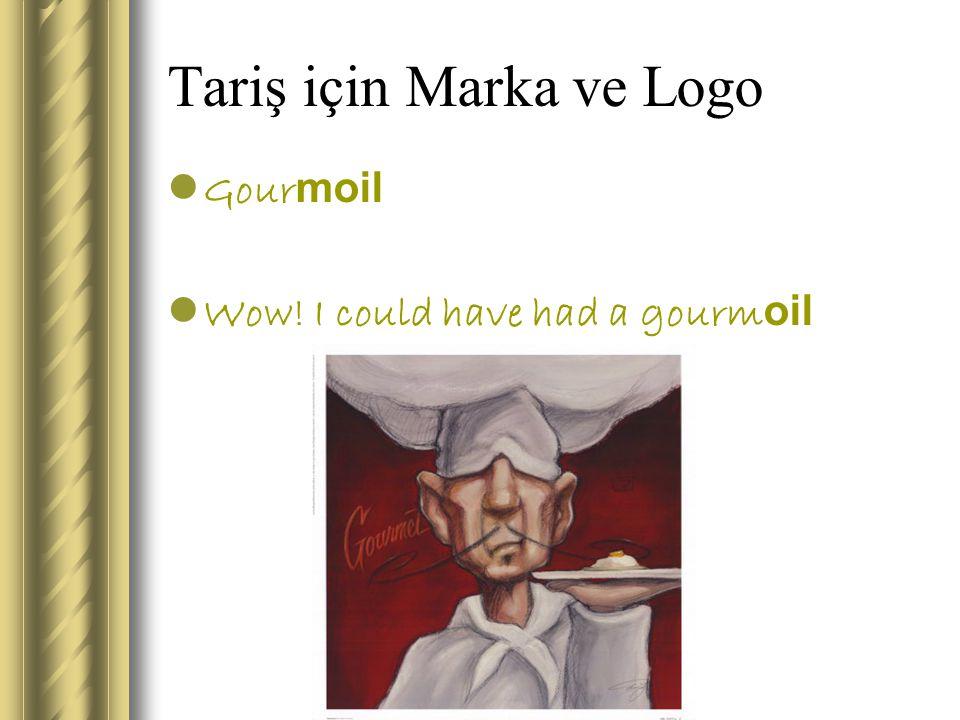 Tariş için Marka ve Logo