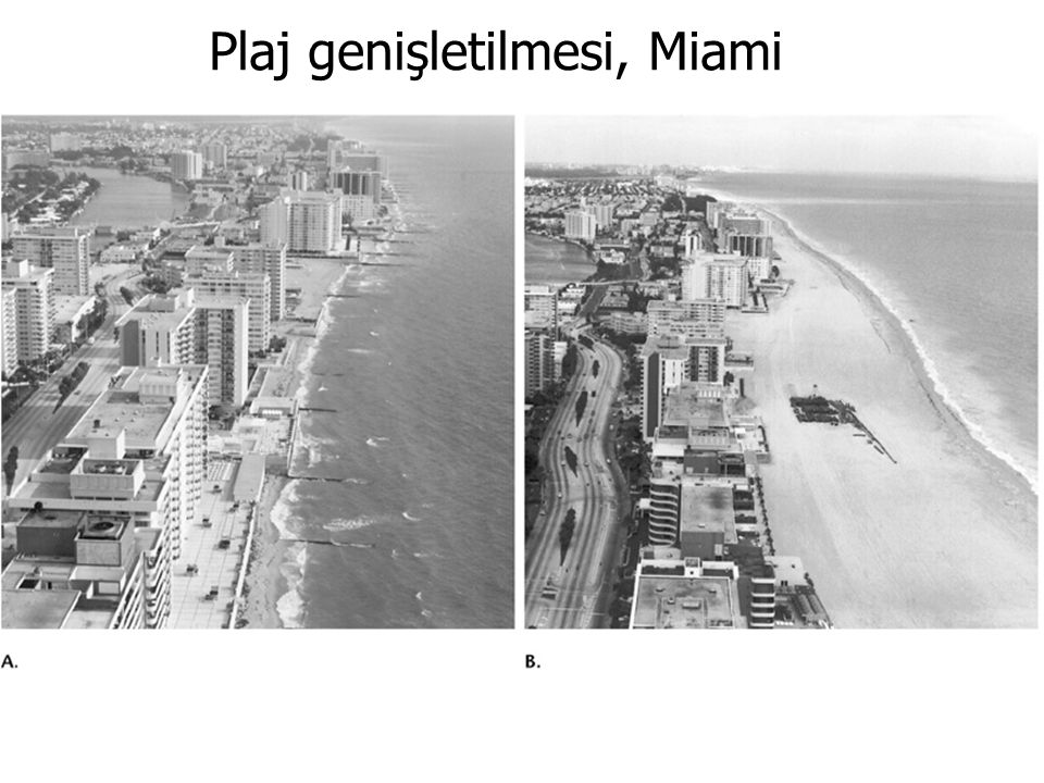 Plaj genişletilmesi, Miami