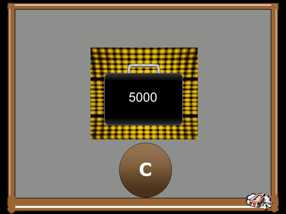 4 5000 C