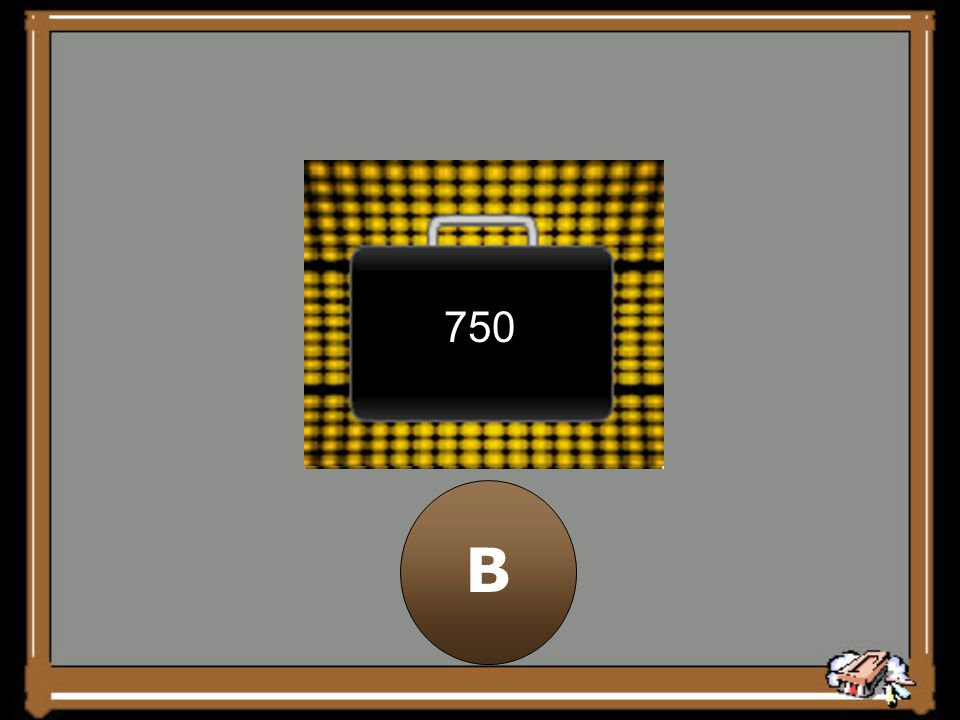 5 750 B