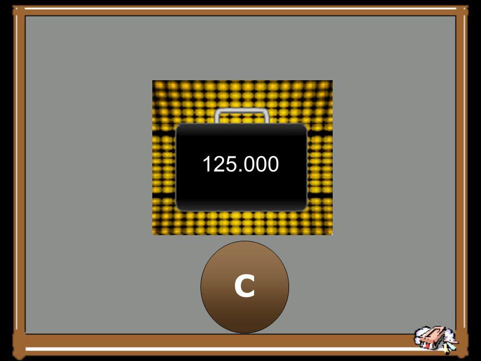 7 125.000 C