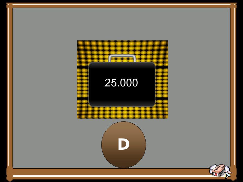 8 25.000 D