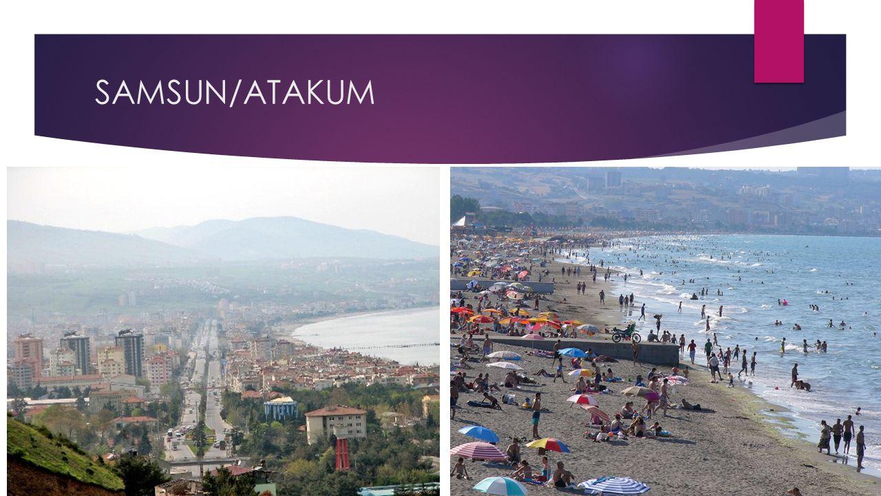 SAMSUN/ATAKUM