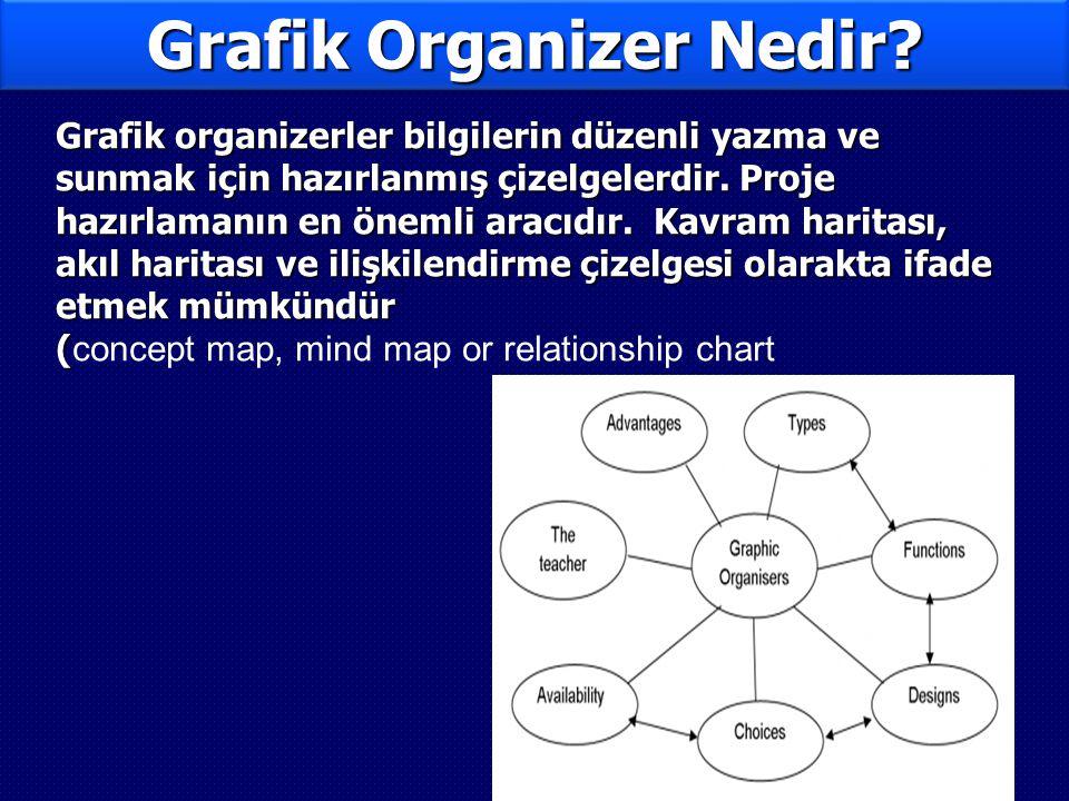 Grafik Organizer Nedir